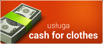 Usługa cash for clothes